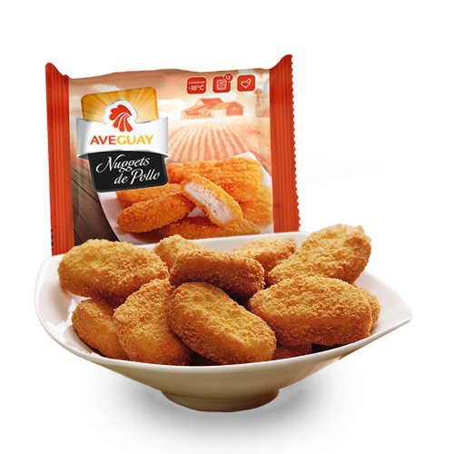 Nuggets Kcal: Aveguay